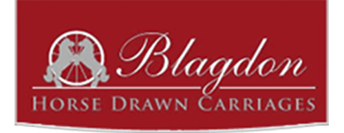 blagdon horse drawn carriages logo